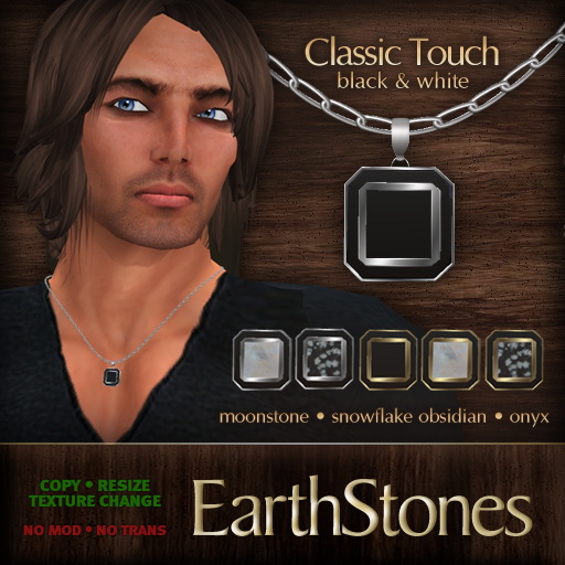 classic touch - blackwhite
