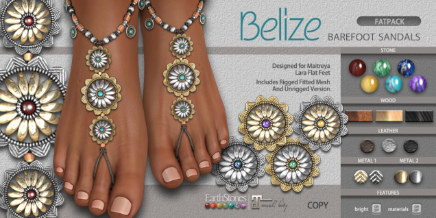 Belize Fatpack